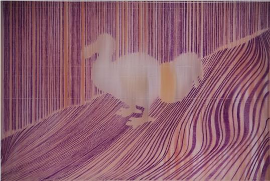 Claudia Perez Pavon - Handmade Banality -  Side2 50 x 70 cm