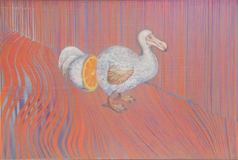 Claudia Perez Pavon -Handmade Banality front - 50 x 70 cm - 2012