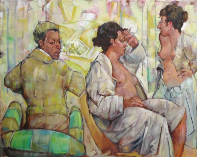 Peter Leventhal - Open Window - 2012
